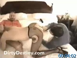 DirtyDestiny.com SiteRip - Amateur MILF Threesome, Anal MILF, Cuckolding Wife, MILF in Fishnet Stockings, Licking MILF Ass, CuckoldPlayGround.com